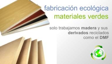 Fabricación y materiales ecológicos